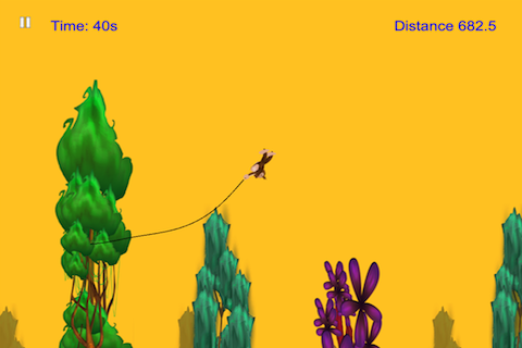 Screenshot iJumping Monkey
