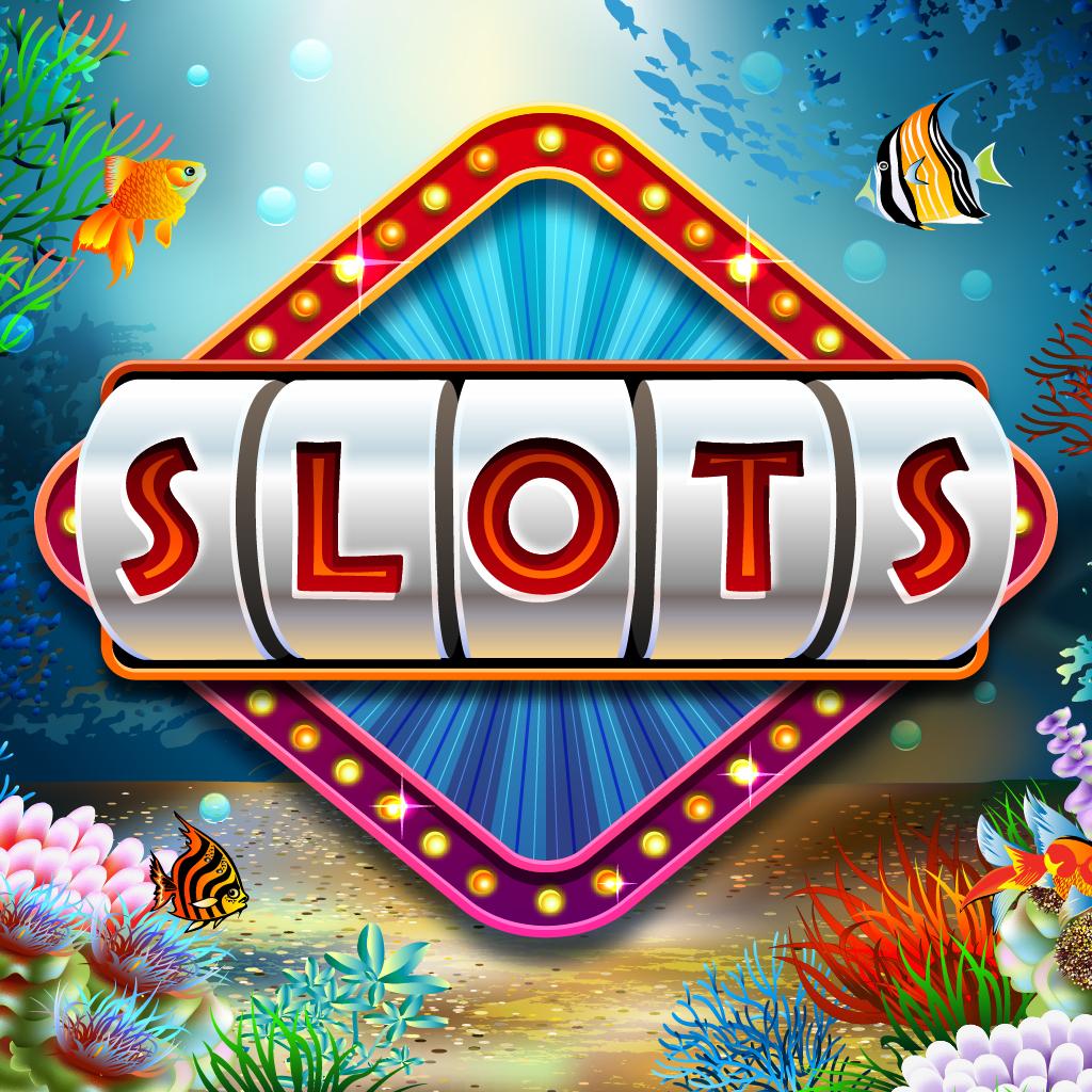 777 Aquarium Slots - New Casino Game with Slot Reels, Big Wins and Free Gambling!